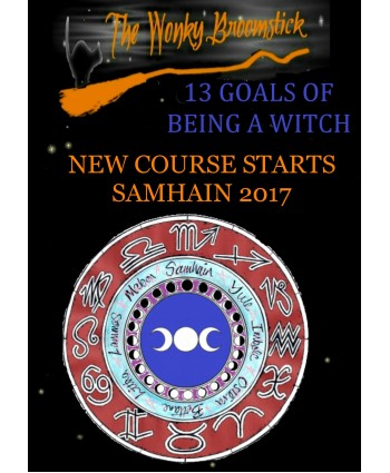 13 GOALS OF BEING A WITCH - INTERNATIONAL RESIDENTS