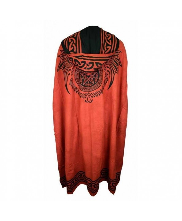 Red Cotton Cloak