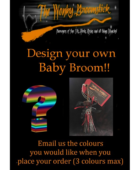 Baby Size Besom