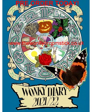 Wonky Diary© 2021/22