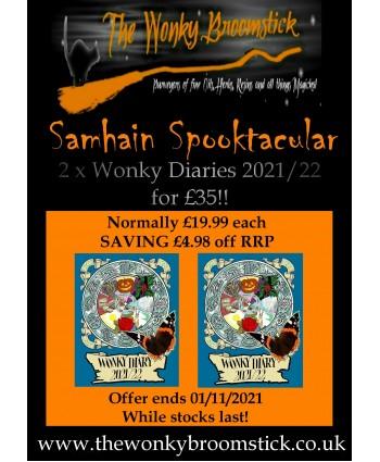 Wonky Diary - Samahin Spooktacular