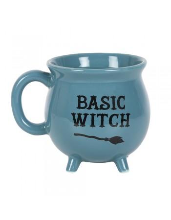 Basic Witch Cauldron Mug