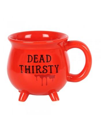 Dead Thirsty Cauldron Mug