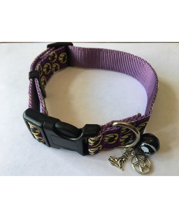 Witch Dog Collar - Large