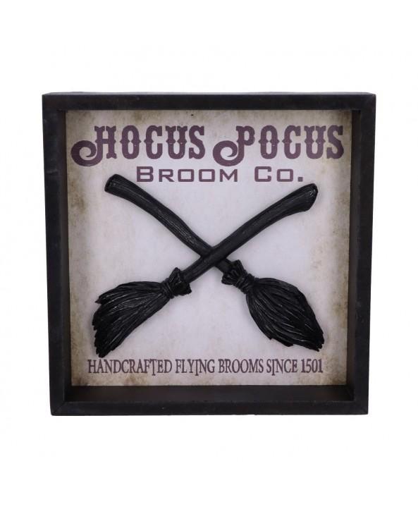 Hocus Pocus Broom Co Hanging