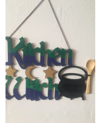 Kitchen Witch Sign