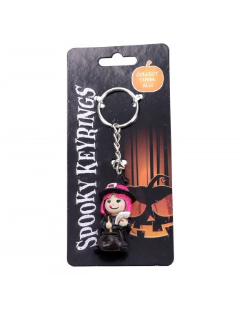 Witch Keyring