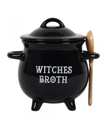 Witches Broth Cauldron