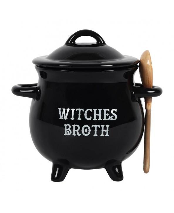 Witches Broth Cauldron