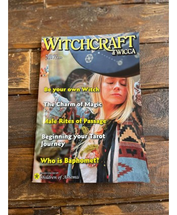 Witchcraft and Wicca Magazine Issue 35