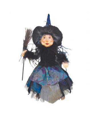 Alizon Device - Dark Blue Pendle Witch