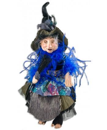 Alizon Device - Blue Pendle Witch