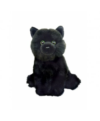 Black Cat Soft Toy