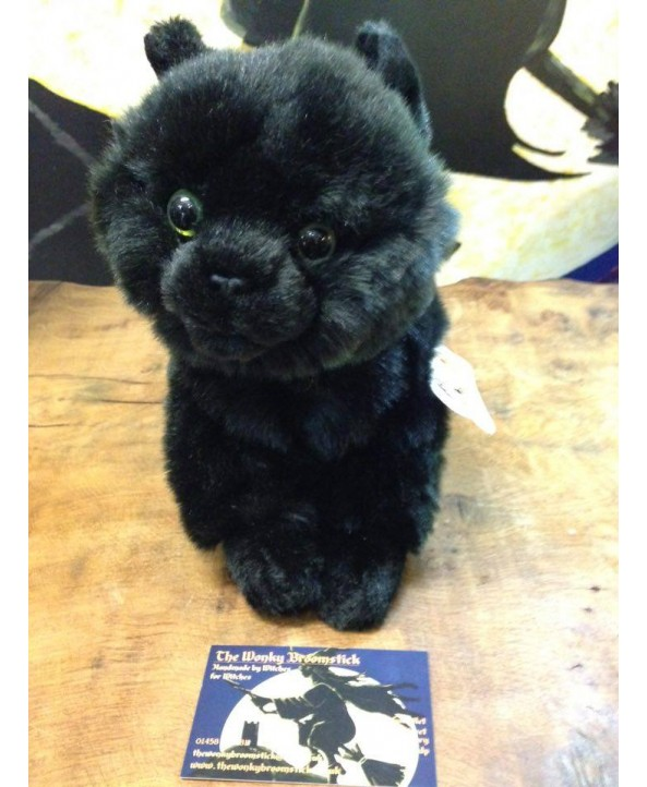 Black Cat Soft Toy