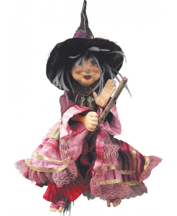 Jennet Device - Pink Pendle Witch