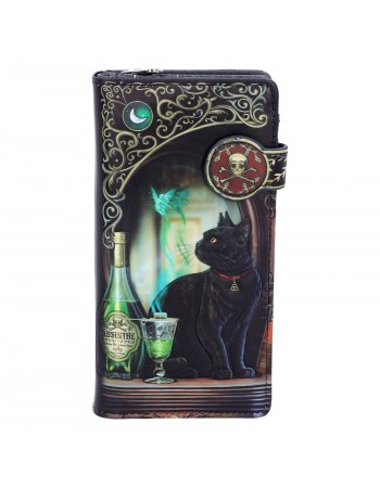 Absinthe Embossed Purse