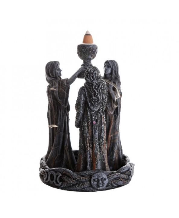Mother, Maiden & Crone Backflow Burner