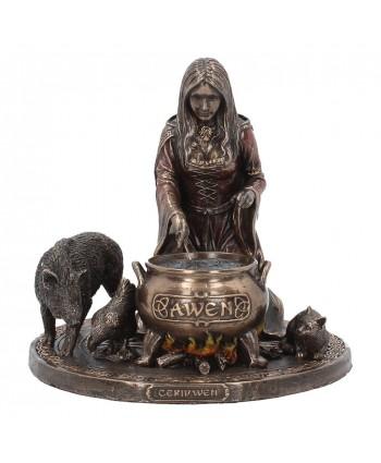 Ceridwen Statue