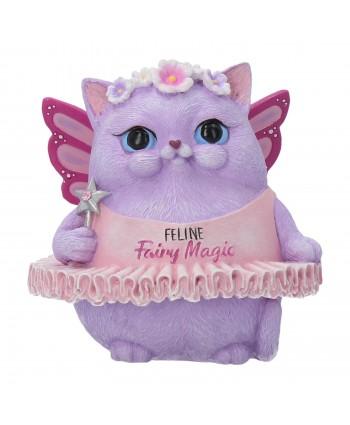 Fairy Cat Statue