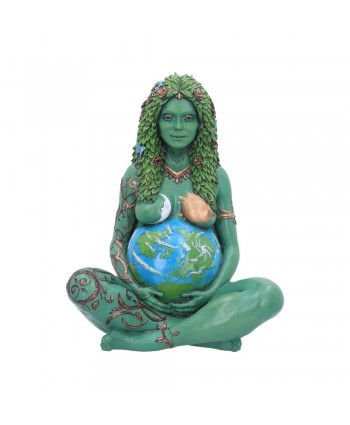 Mother Earth Painted Statue - Large