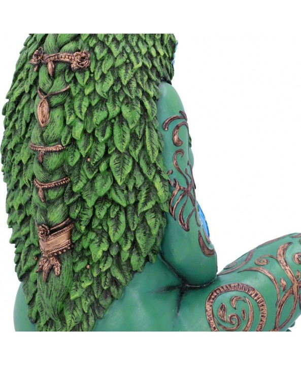 Mother Earth Painted Statue - Small