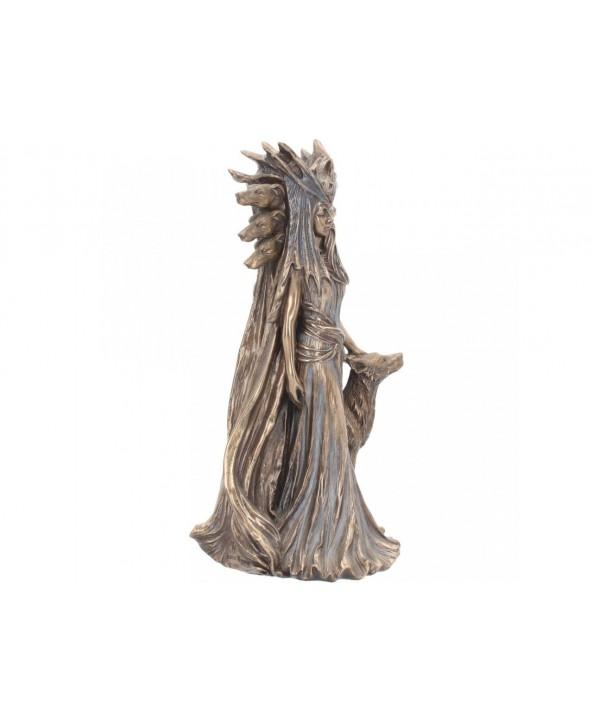 Hekate Bronze Statue