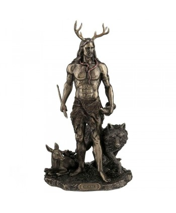 Herne and Animals Statue