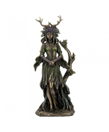 Lady of the Forest Statue