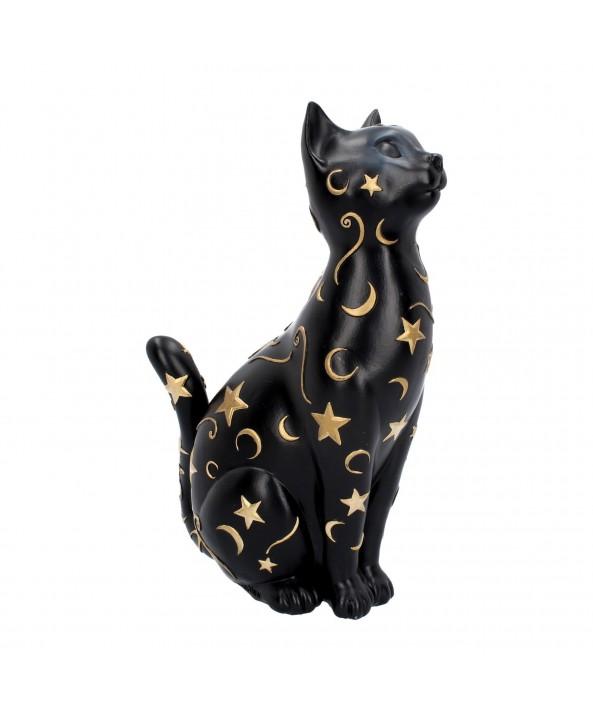 Luna Cat Statue