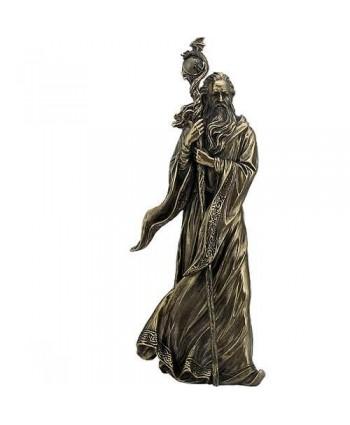 Merlin Statue