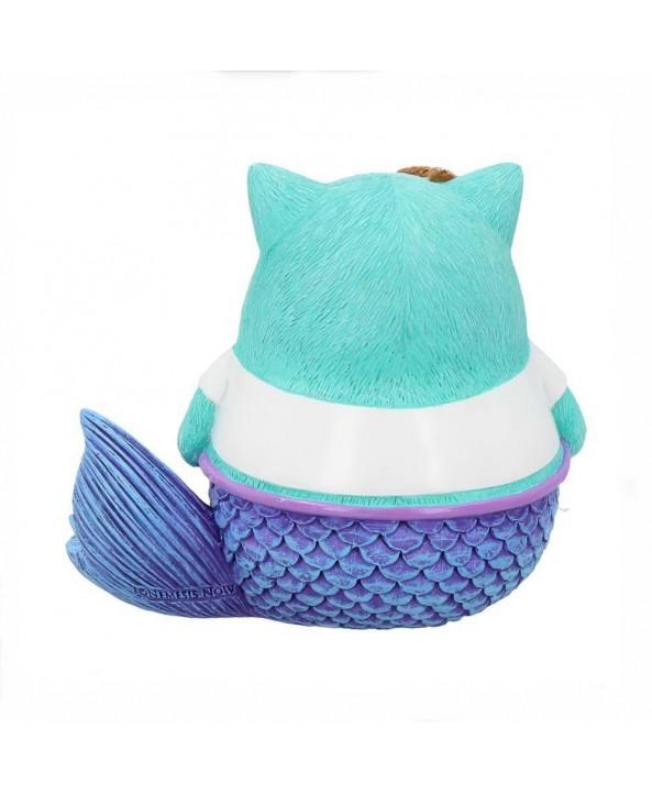 Mermaid Cat Statue