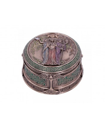 Mother, Maiden and Crone Trinket Box