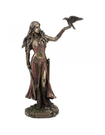 Morrigan Statue