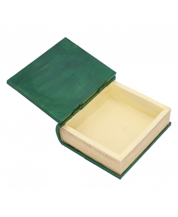 Green Spell Book Box
