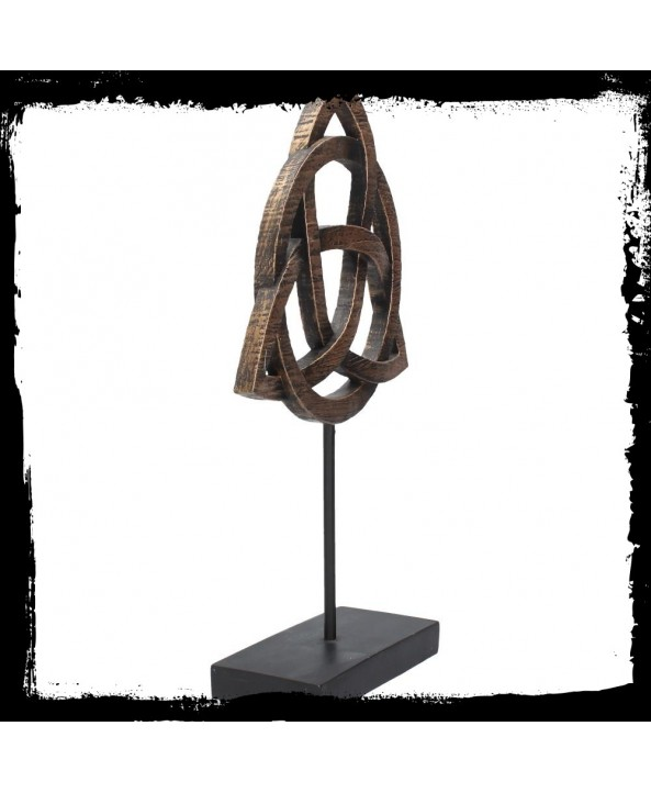 Triquetra on Stand