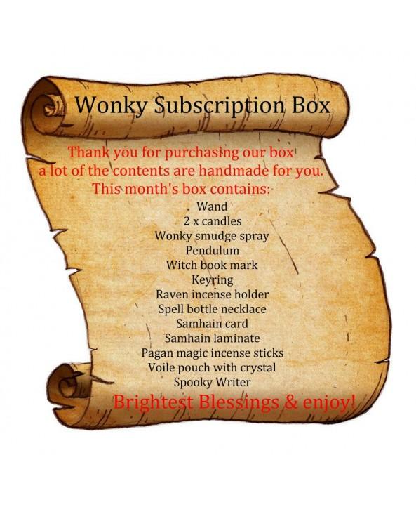 Wonky Subscription Box - UK