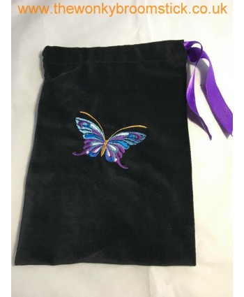 Butterfly Tarot Bag