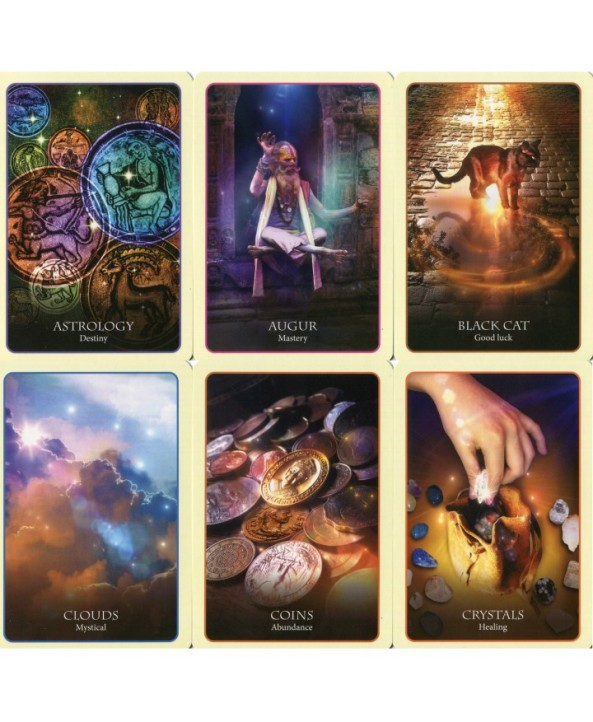 Divination of the Ancients Oracle