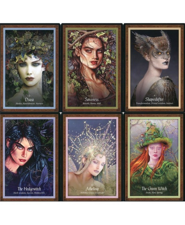 The Faery Forest Oracle
