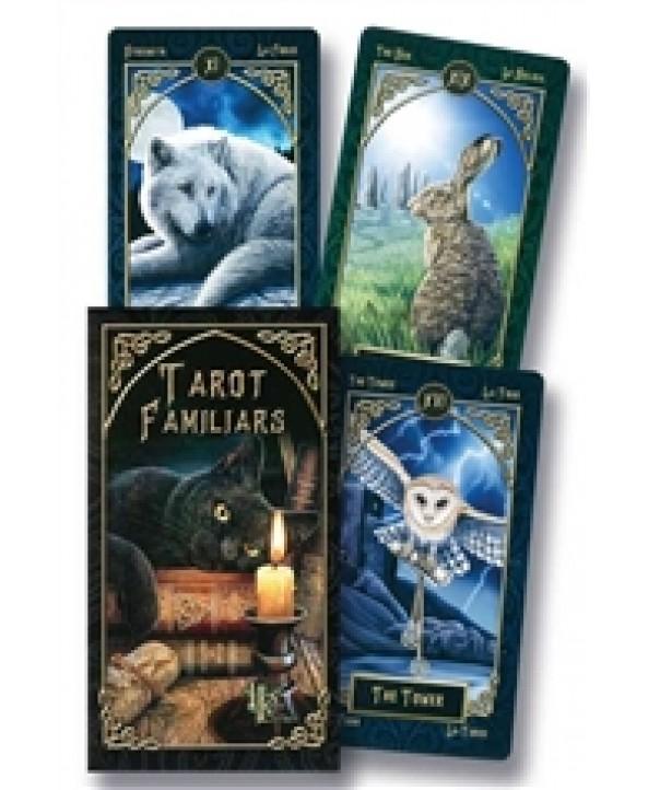 Lisa Parker Tarot Familiar Cards