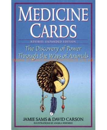 Medicine Cards Deck and Book Set