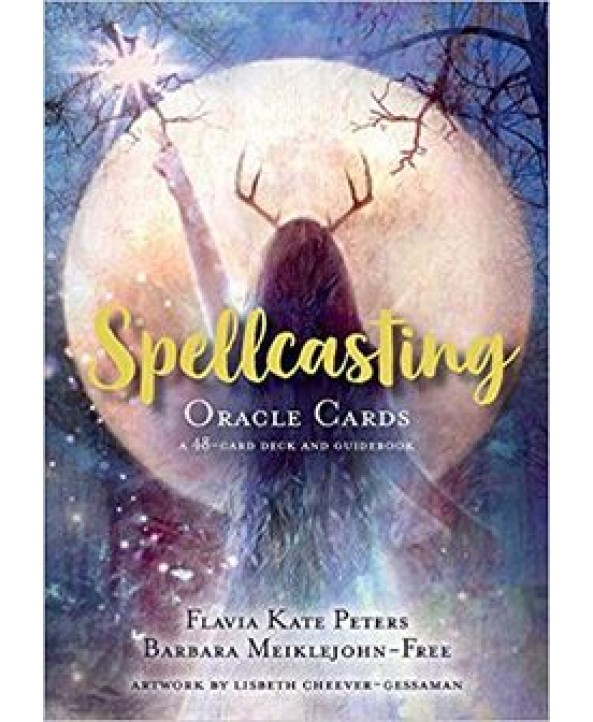 Spell Casting Oracle Cards