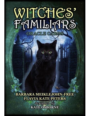 Witches Familiars Oracle Card
