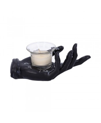 Palmistry Candle Holder