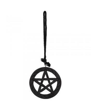 Pentagram hanging