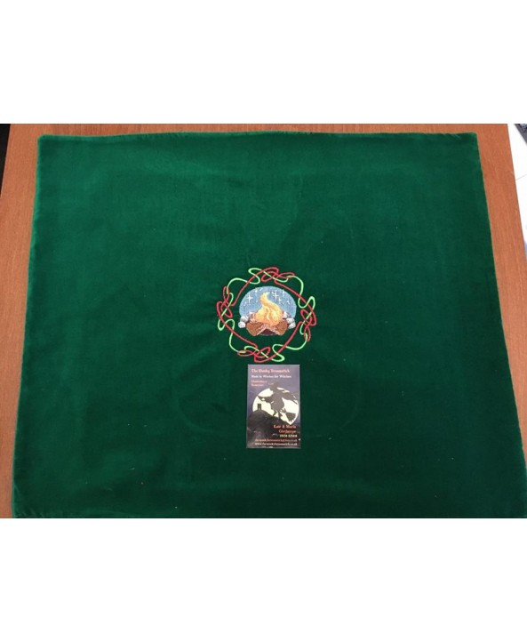 Beltane Altar Cloth
