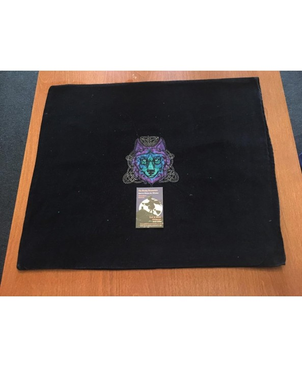 Celtic Wolf Altar Cloth