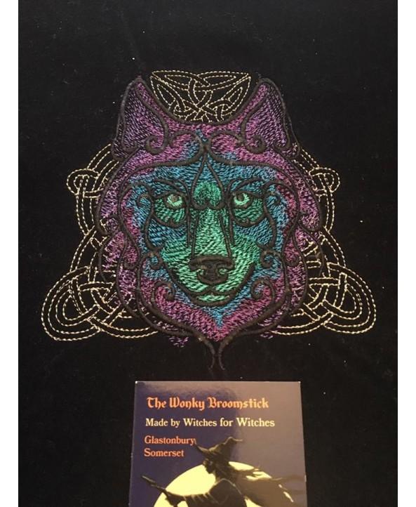 Celtic Wolf Altar Cloth