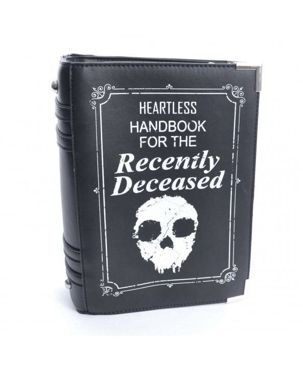 Book of the Recently Deceased Bag