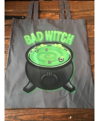 Good Witch Bag Witch Tote Bag